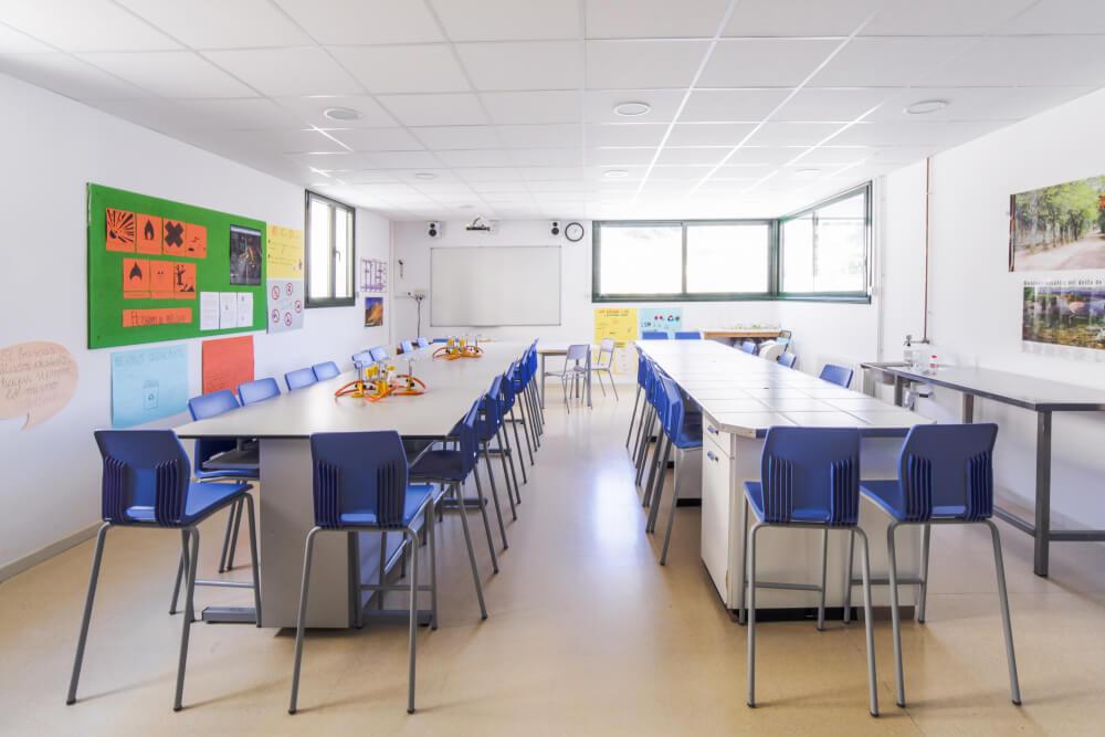Barcelona proyecto instalaciones
